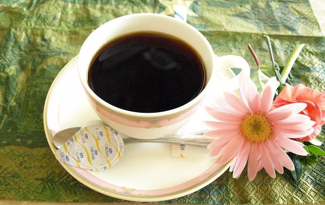 ラウンジメニュー_ホットコーヒー