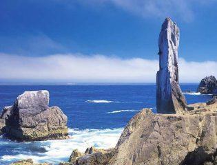 巨釜半造「折石」