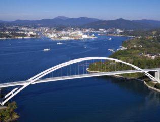 気仙沼大島大橋(鶴亀大橋)
