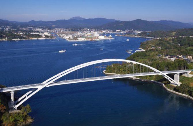 祝 気仙沼大島大橋が開通しました!!